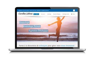 Caroline Lebrun : kinesiologue tournai