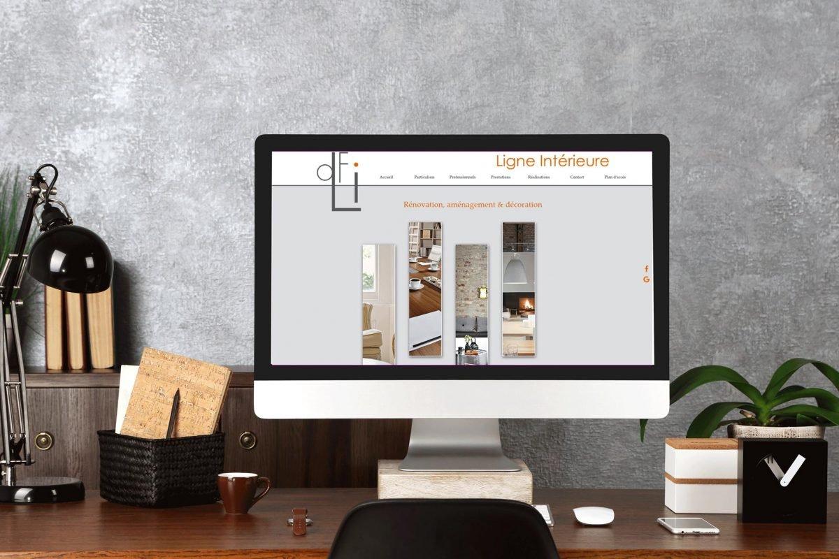 DLFI, site réalisé par KREATIC