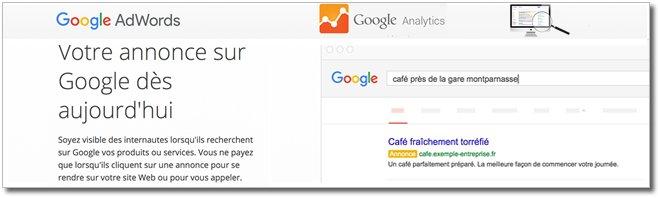 Votre annonce sur Google AdWords dès aujourd'hui grâce à KREATIC