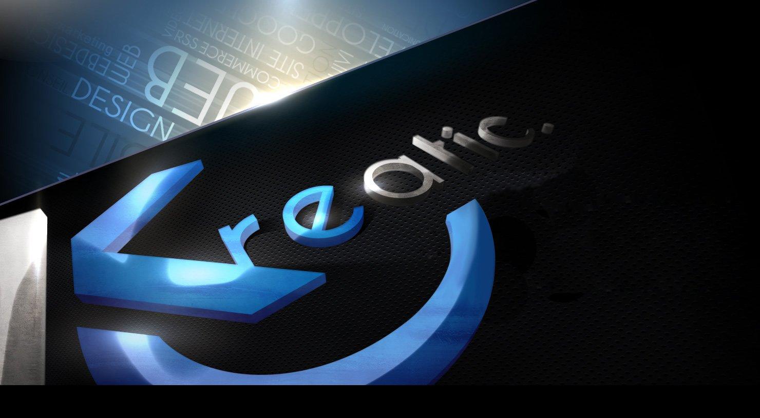 Slider accueil Kreatic