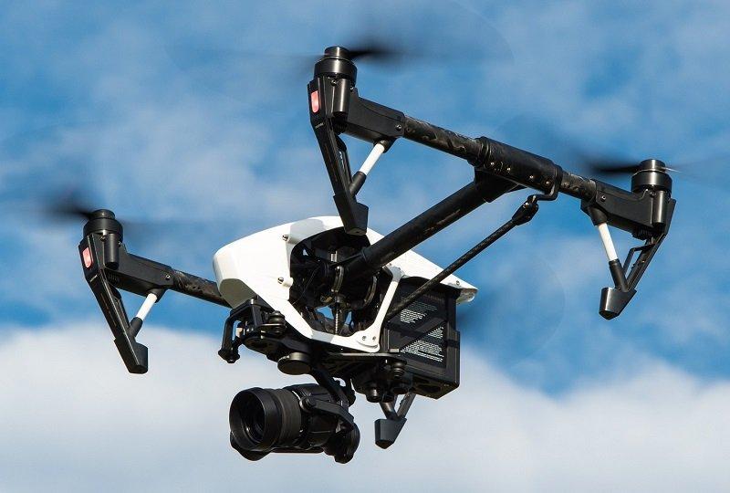 Vidéo avec drone par KREATIC